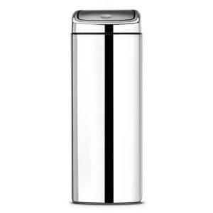 Brabantia Touch Bin Afvalemmer 25 Liter Glans