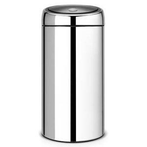 Brabantia Touch Bin Afvalemmer 45 Liter