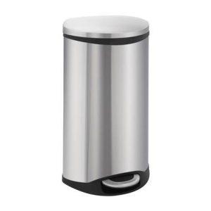 EKO Shell RVS Pedaalemmer 30 Liter
