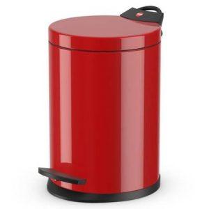 Hailo Pedaalemmer T2 maat S 4 L rood 0704-259