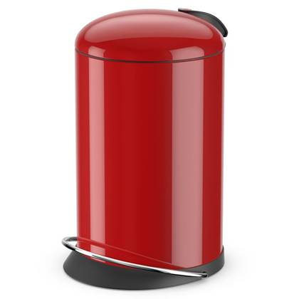 Hailo Pedaalemmer TopDesign maat M 13 L rood 0516-530