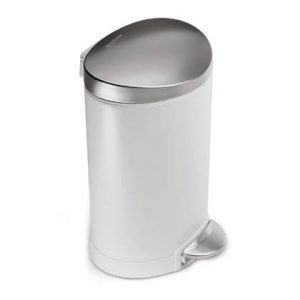 Simplehuman Semi-Round Pedaalemmer 6 Liter