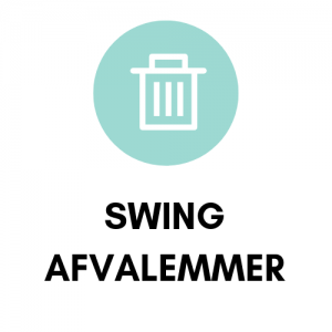 Swing afvalemmer