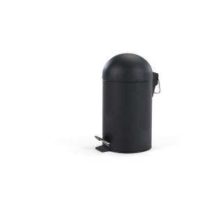 Joss pedaalemmer 3 liter zwart