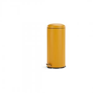 Joss pedaalemmer 30 liter geel