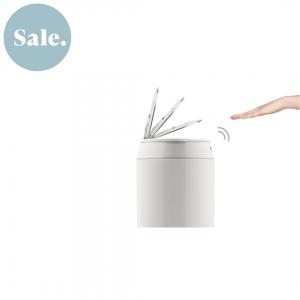 Sense touch-free afvalemmer 43 liter wit