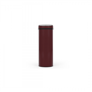Sense touch-free prullenbak 50 liter donkerrood