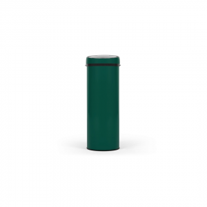 Sense touch-free prullenbak 50 liter donkerturkoois