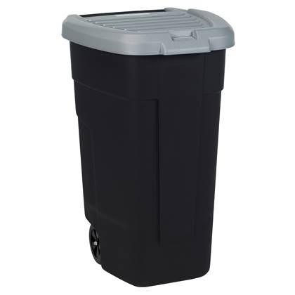 Allibert Mobiele Afvalbak 110 Liter