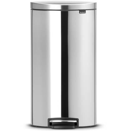 Brabantia Flatback+ Pedaalemmer 30 Liter