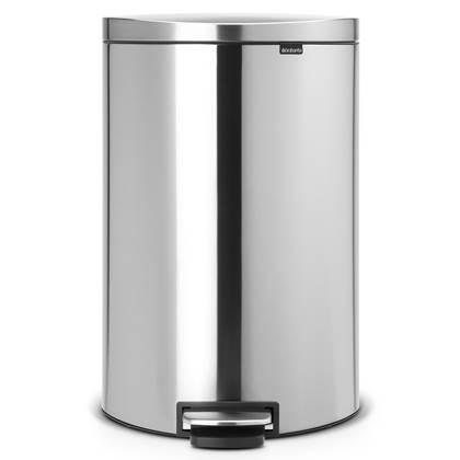 Brabantia Flatback+ Pedaalemmer 40 Liter