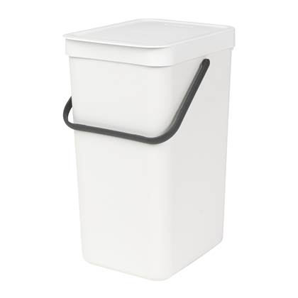Brabantia Sort & Go Afvalemmer 16 Liter