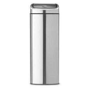 Brabantia Touch Bin Afvalemmer 25 Liter Mat