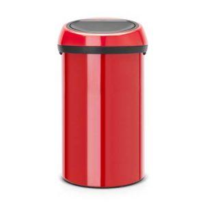 Brabantia Touch Bin Afvalemmer 60 Liter