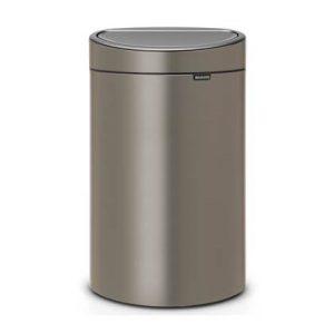 Brabantia Touch Bin New Afvalemmer 40 Liter