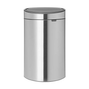 Brabantia Touch Bin Recycle Afvalemmer 33 Liter (10+23 Liter)