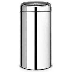Brabantia Twin Bin Afvalverzamelaar 40 Liter (2x20 L) glans