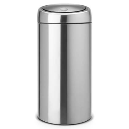 Brabantia Twin Bin Afvalverzamelaar 40 Liter (2x20 L) mat