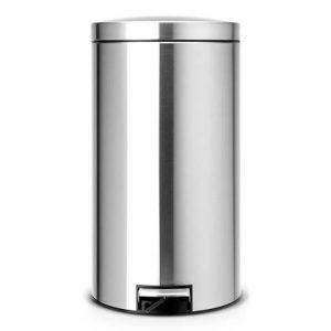Brabantia Twin MotionControl Pedaalemmer 40 Liter (2x20 Liter) Mat