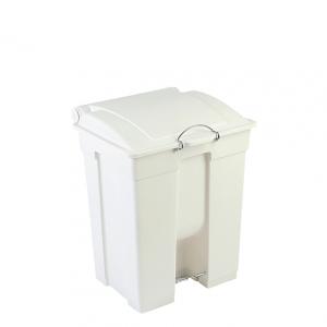 Easybin container 60 liter afvalemmer Wit