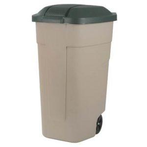 Curver Verrijdbare Afvalbak 110 Liter