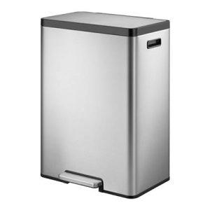 EKO EcoCasa II Recycling Pedaalemmer 40 Liter (2x20 Liter)