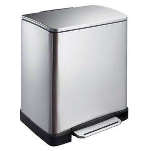 EKO Pedaalemmer E-Cube recycling 19 Liter (10+9 L)
