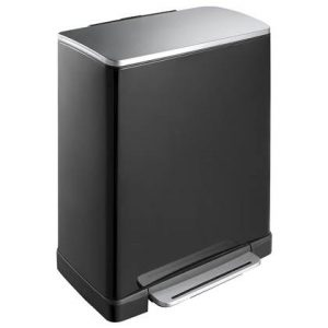 EKO Pedaalemmer E-Cube recycling 46 Liter (28+18 Liter)