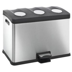 EKO Rejoice Recycling Pedaalemmer 36 Liter (3x12 Liter)