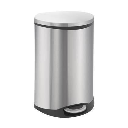 EKO Shell RVS Pedaalemmer 50 Liter
