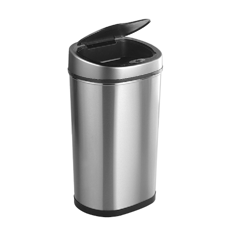 Easybin Silver Exclusif 40 liter Sensor afvalemmer
