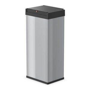 Hailo Afvalbak Big-Box Swing maat XL 52 L zilver 0860-221