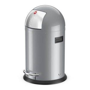 Hailo Pedaalemmer KickMaxx maat L 28 L zilver 0835-469