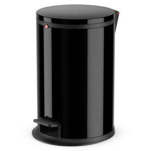 Hailo Pedaalemmer Pure maat M 12 L zwart 0517-060
