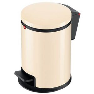 Hailo Pedaalemmer Pure maat S 3 L crème 0504-050