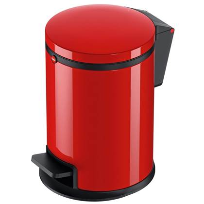 Hailo Pedaalemmer Pure maat S 3 L rood 0504-040