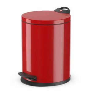 Hailo Pedaalemmer T2 maat M 11 L rood 0513-839