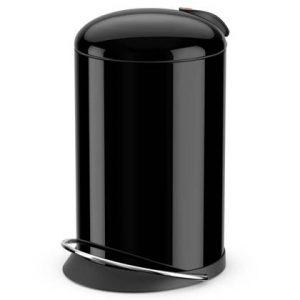 Hailo Pedaalemmer TopDesign maat M 13 L zwart 0516-510