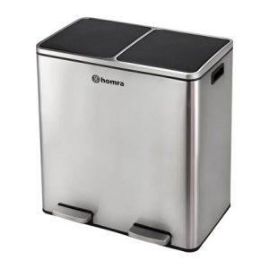 Homra Quickx Pedaalemmer 60 Liter (30+30 Liter)
