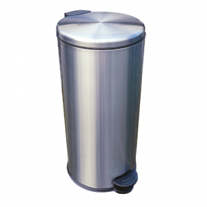 Easybin Pedaalemmer 30 liter Premium afvalemmer Rvs