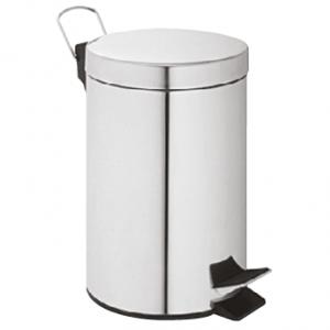 Easybin Pedaalemmer 12 liter afvalemmer Rvs