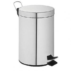 Easybin Pedaalemmer 20 liter afvalemmer Rvs
