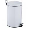 Easybin Pedaalemmer 20 liter afvalemmer Wit