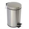 Easybin Pedaalemmer 3 liter afvalemmer Rvs