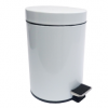 Easybin Pedaalemmer 3 liter afvalemmer Wit