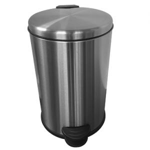 Easybin Pedaalemmer 20 liter Premium afvalemmer Rvs