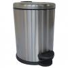 Easybin Pedaalemmer 5 liter afvalemmer Rvs