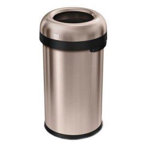 Simplehuman Bullet Open Afvalemmer 60 Liter