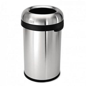Simplehuman Bullet Open Afvalemmer 80 Liter