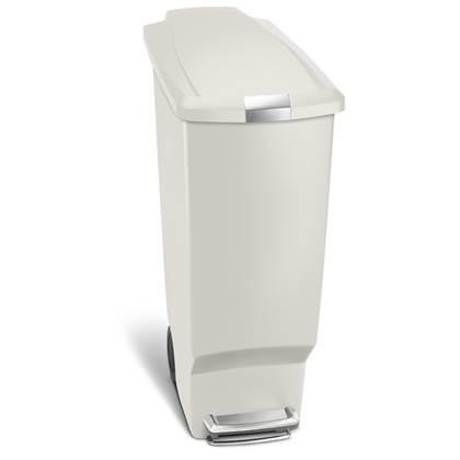 Simplehuman Slimline Pedaalemmer 40 Liter